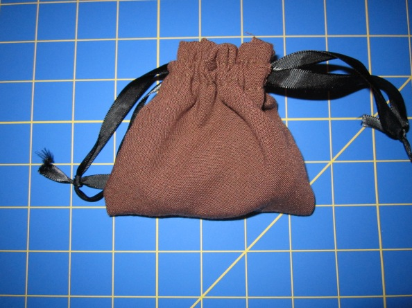 How to Make a Dice Bag